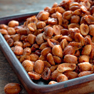 Peanut Snacks Recipes