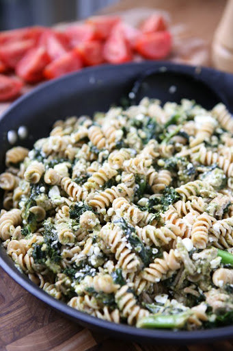 Ground turkey pesto pasta recipes