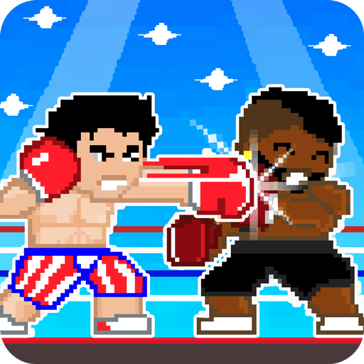 Boxing fighter : Super punch for Google TV (game)