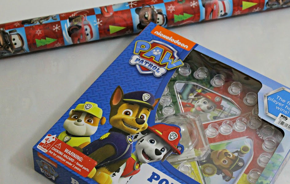 Paw Patrol Pop Up Game would be a fun preschool toy to donate this year