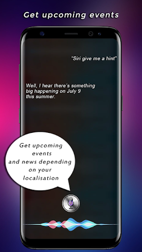 Siri For Android 2018 for PC