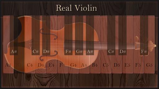 Real Violin 1.0.0 screenshots 2