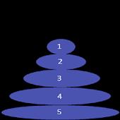 Hanoi Puzzle Game