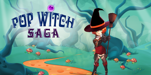 Pop Witch Saga