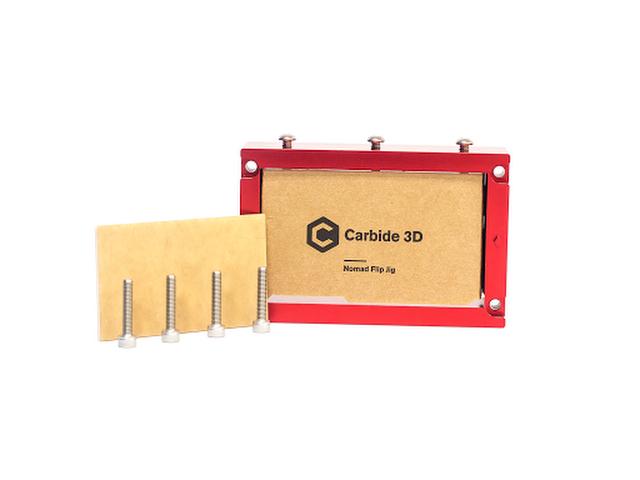 Carbide 3D Nomad Flip Jig