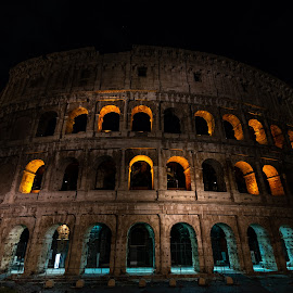 Dark empire by Antonello Madau - Buildings & Architecture Statues & Monuments