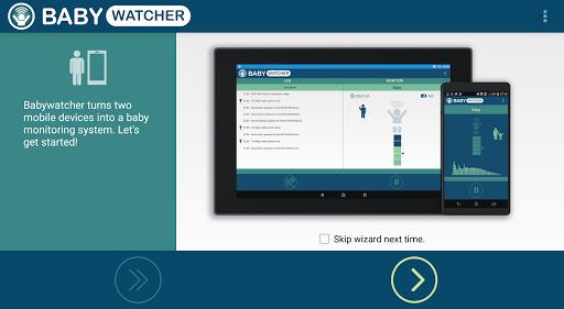 Baby Monitor - Babywatcher 0.5.7 screenshots 13