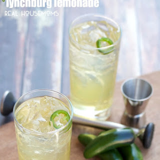 Jalapeño Lynchburg Lemonade