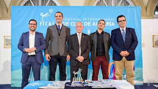 Presentación de la programación del XVII Festival Internacional de Cine de Almería.
