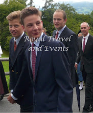 Photo: Prince Georg and Prince Nikolaus