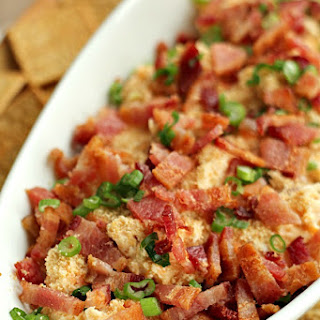Warm Bacon Cheese Dip Recipe