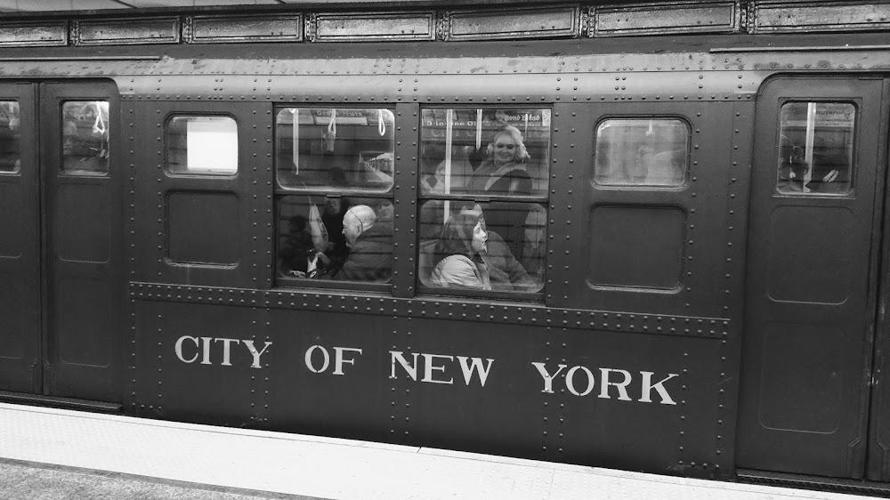 New York City в картинках. Фотоотчет по нескольким поездкам