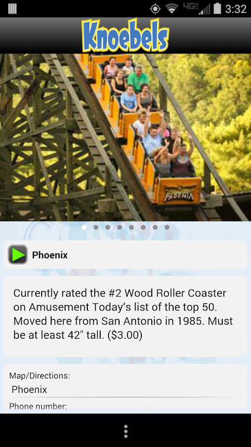 Go Knoebels- screenshot