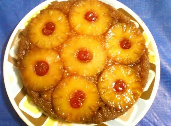 Pineapple Upside Down Cake :)