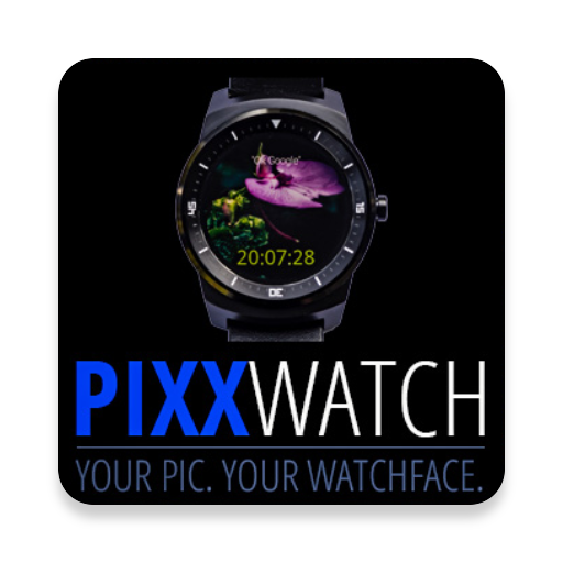 Watch Face PIXXWATCH- screenshot