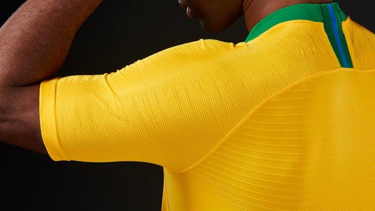 Nike has engineered a proprietary material it calls VaporKnit.