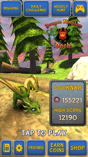 Dragon Kingdom Dash Legend