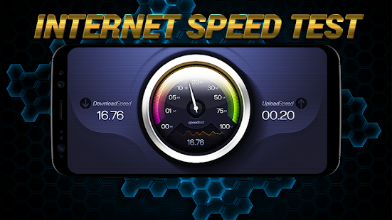 check internet speed-3G,4G,5G,LTE,Wifi speed test - náhled