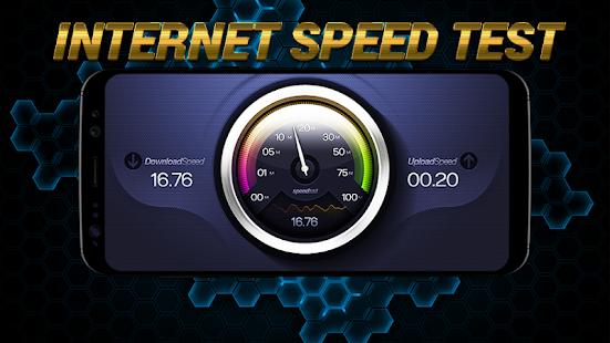 check internet speed-3G,4G,5G,LTE,Wifi speed test - náhled