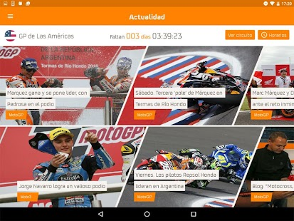 Box Repsol MotoGP- screenshot thumbnail