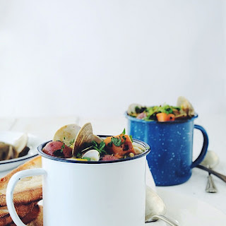Sweet Potato Clam Chowder Recipes