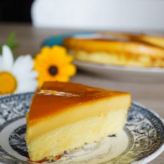 FILIPINO CUSTARD CAKE Recipe