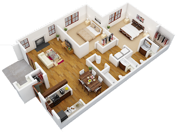 Go to Canyon Floorplan page.