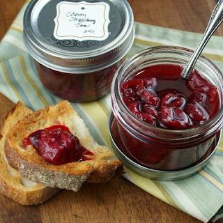 Cherry Strawberry Jam Recipe
