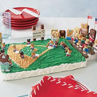 Play Ball! Cake