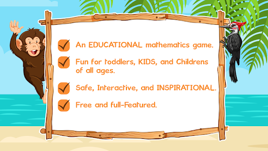 Math Kids - Add, Subtract, Count, and Learn - náhled
