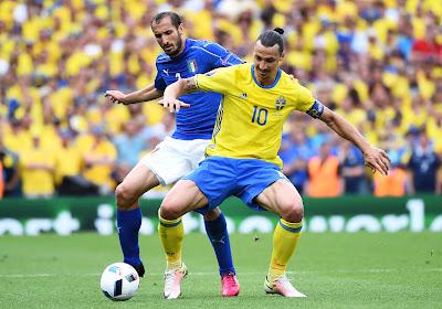 """Giorgio Chiellini se confie : """"Le meilleur ennemi de ma carrière est Zlatan Ibrahimovic"""""""