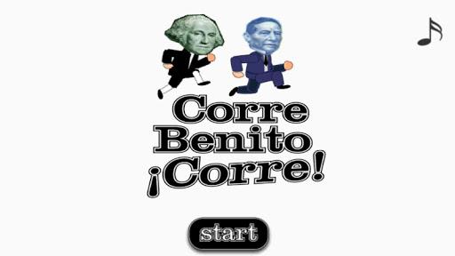 Corre Benito Corre