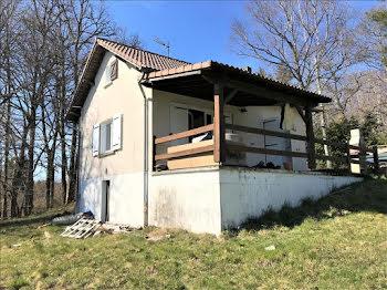 maison à Saint-Martial-de-Gimel (19)