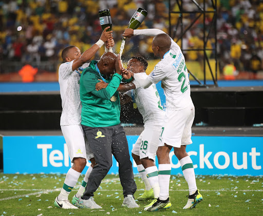 Sundowns coach Pitso Mosimane finally finds the man he's been looking for