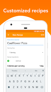 Calorie Counter by Lose It! for Diet & Weight Loss Screenshot