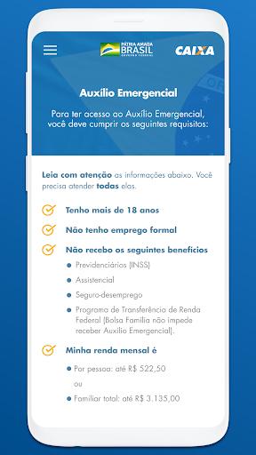 CAIXA | Auxílio Emergencial screenshot 2