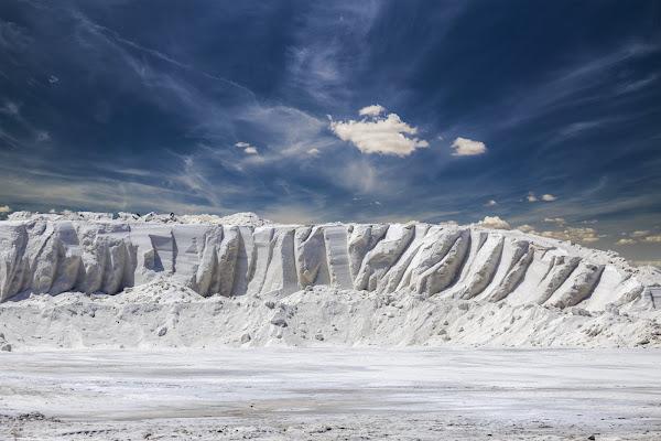 montagne di sale  di ph Silvio Basta