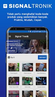 Signal Tronik - Mobile Topup - náhled