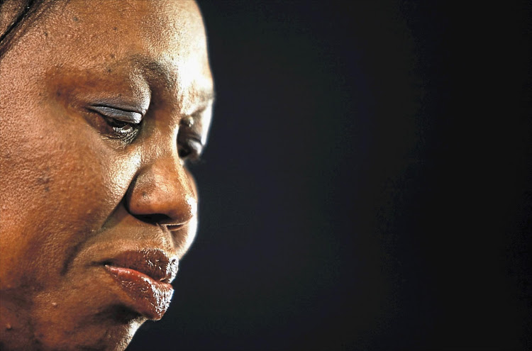 Basic Education Minister Angie Motshekga said she was disturbed by the undignified manner in which the little girl died.