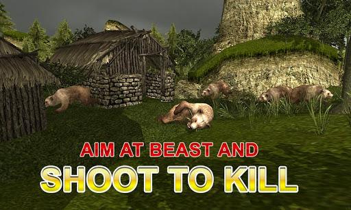 Wild Bear Hunter Simulator 3D