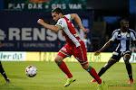 Un prêt et deux matchs joués plus tard, il revient à Zulte Waregem