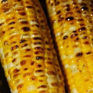 Honey Butter Grilled Corn