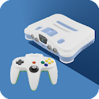SuperN64 (N64 Emulator) icon