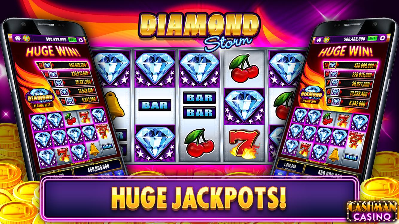 free mr cashman casino game