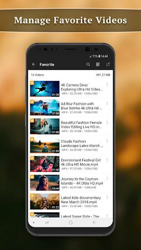 QPlayer - HD Video Player 1.0.1 screenshots 5