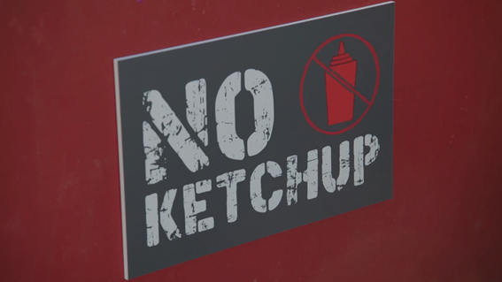 No Ketchup - Estratégias de marketing para alimentos e bebidas