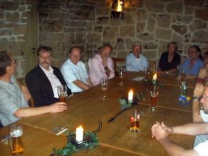 Photo: 2007 Claus Joop, Karl Hoffmeister, Detlev Scholz, Michael Albeck, Rainer Domm, Ines Schulz, Uwe Schmidt & Wilfried Runne
