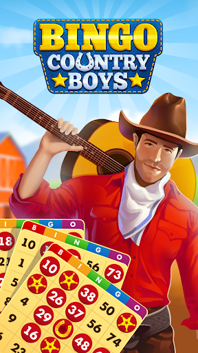 Bingo Country Boys: Best Free Bingo Games filehippodl screenshot 1