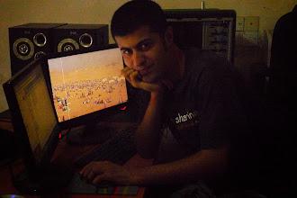 Photo: Zanyar, the film maker, Erbil/ Hawlêr (South Kurdistan (Iraq), 2014