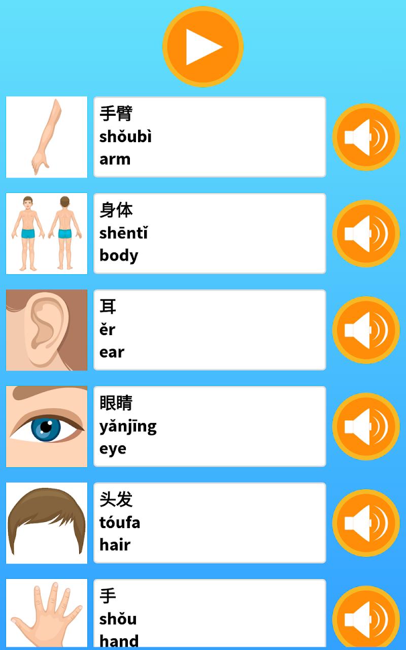 Learn Chinese Mandarin Language Pro Screenshot 5